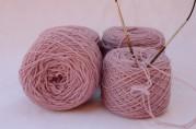 Merinos Baby Lillà 4 gomitoli da 50 gr l'uno